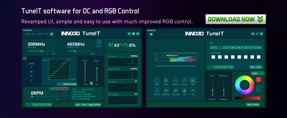INNO3D RTX 3090 ICHILL X4 RGB