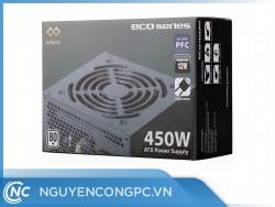 Nguồn Infinity ECO 450W 80Plus Active PFC