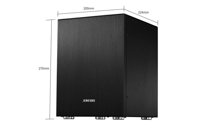 Vỏ máy tính Jonsbo C2 Black
