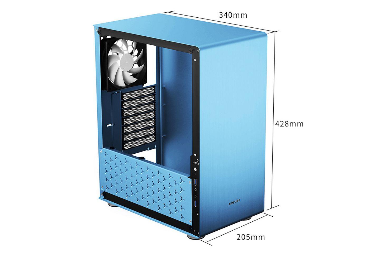 Jonsbo U4 Blue