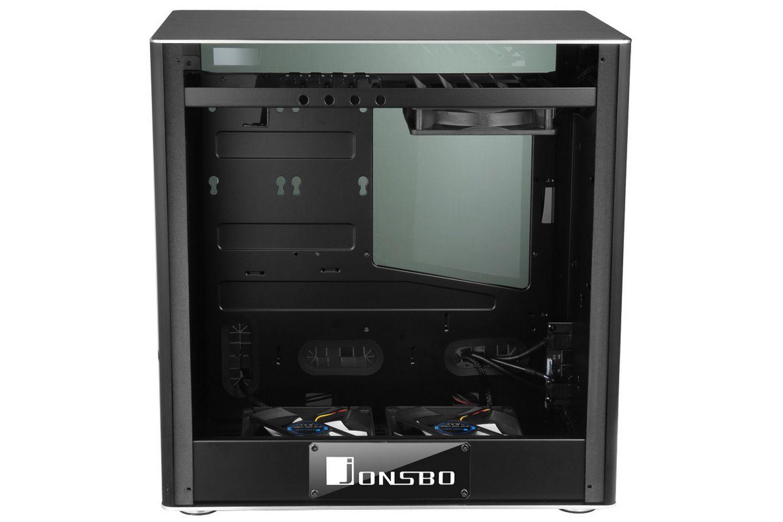 Jonsbo VR2 Black vững chắc và đáng tin cậy