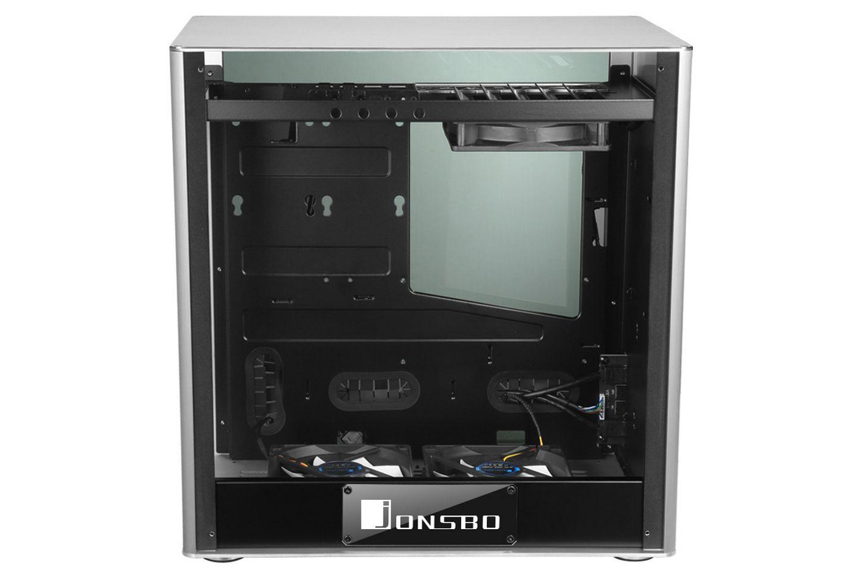 Vỏ máy tính Jonsbo VR2 Silver