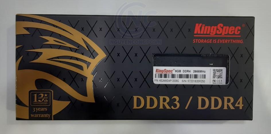 RAM Kingspec 8G 2666MHz