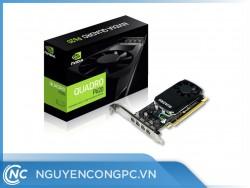 Card đồ họa LEADTEK nVidia Quadro P620 2GB GDDR5