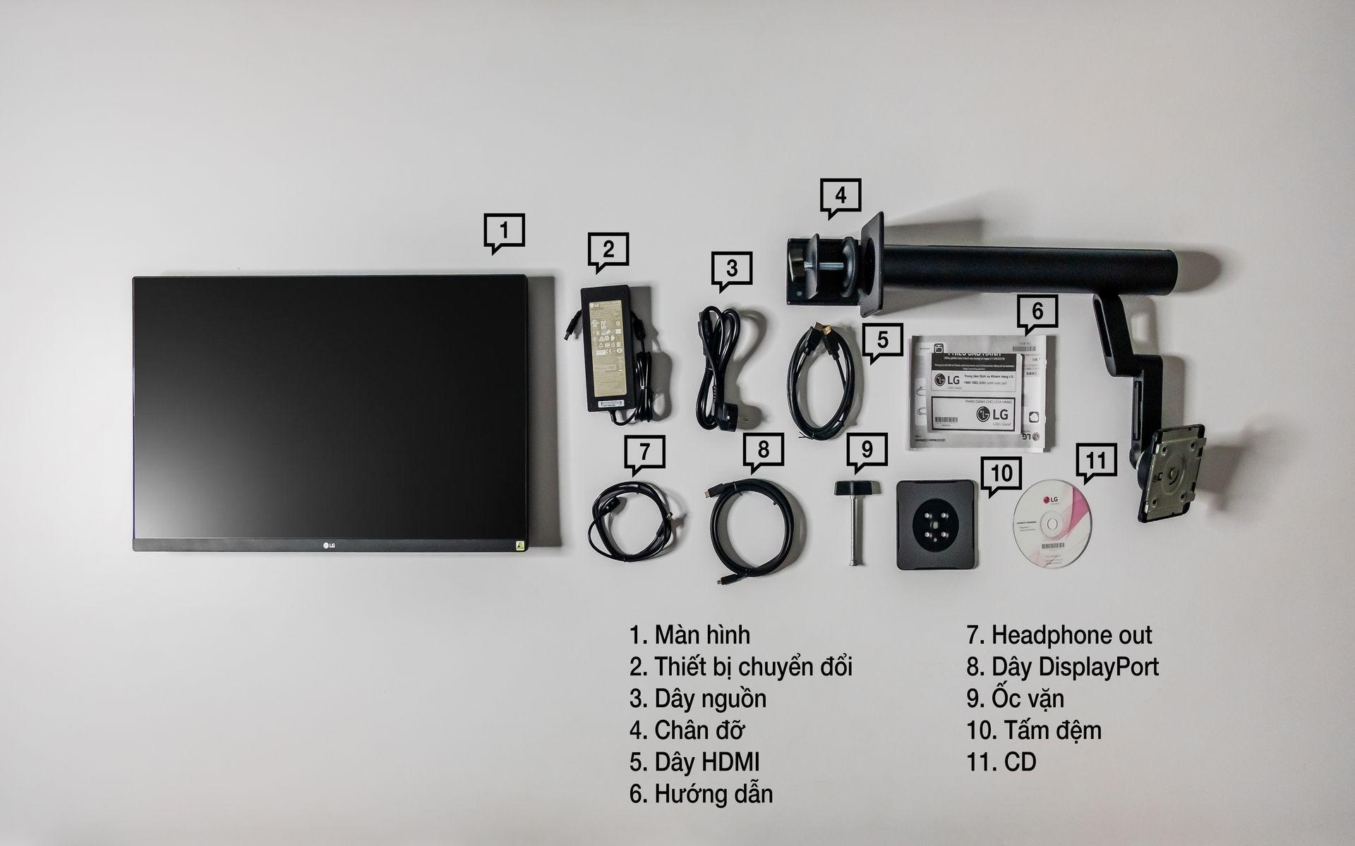 Màn hình LG 27QN880-B