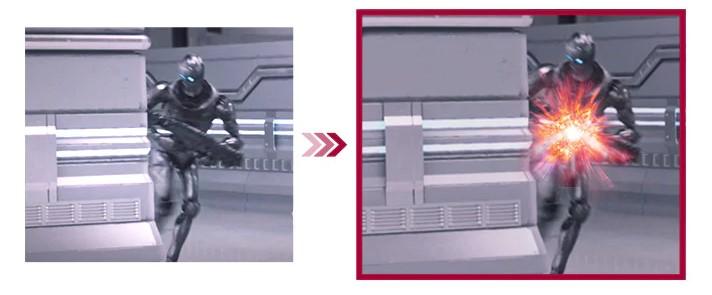 Dynamic Action Sync - Đồng bộ hành động kép