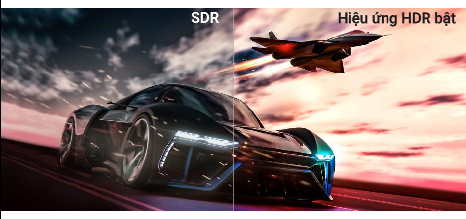 HDR trên nội dung SDR