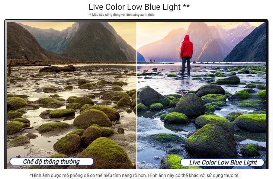 Live Color Low Blue Light