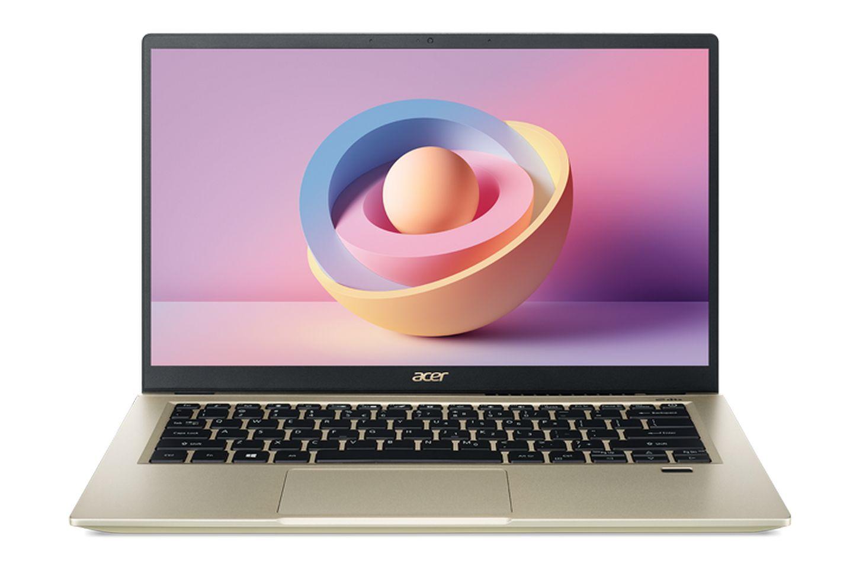 Laptop Acer Swift 3X SF314-510G-57MR NX.A10SV.004 tích hợp tấm nền có độ hiển thị màu chuẩn xác