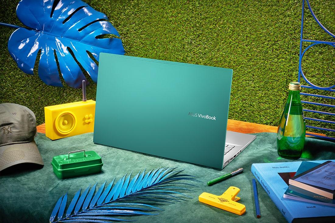 Màu sắc độc đáo của Asus VivoBook S15 S533EA-BQ016T