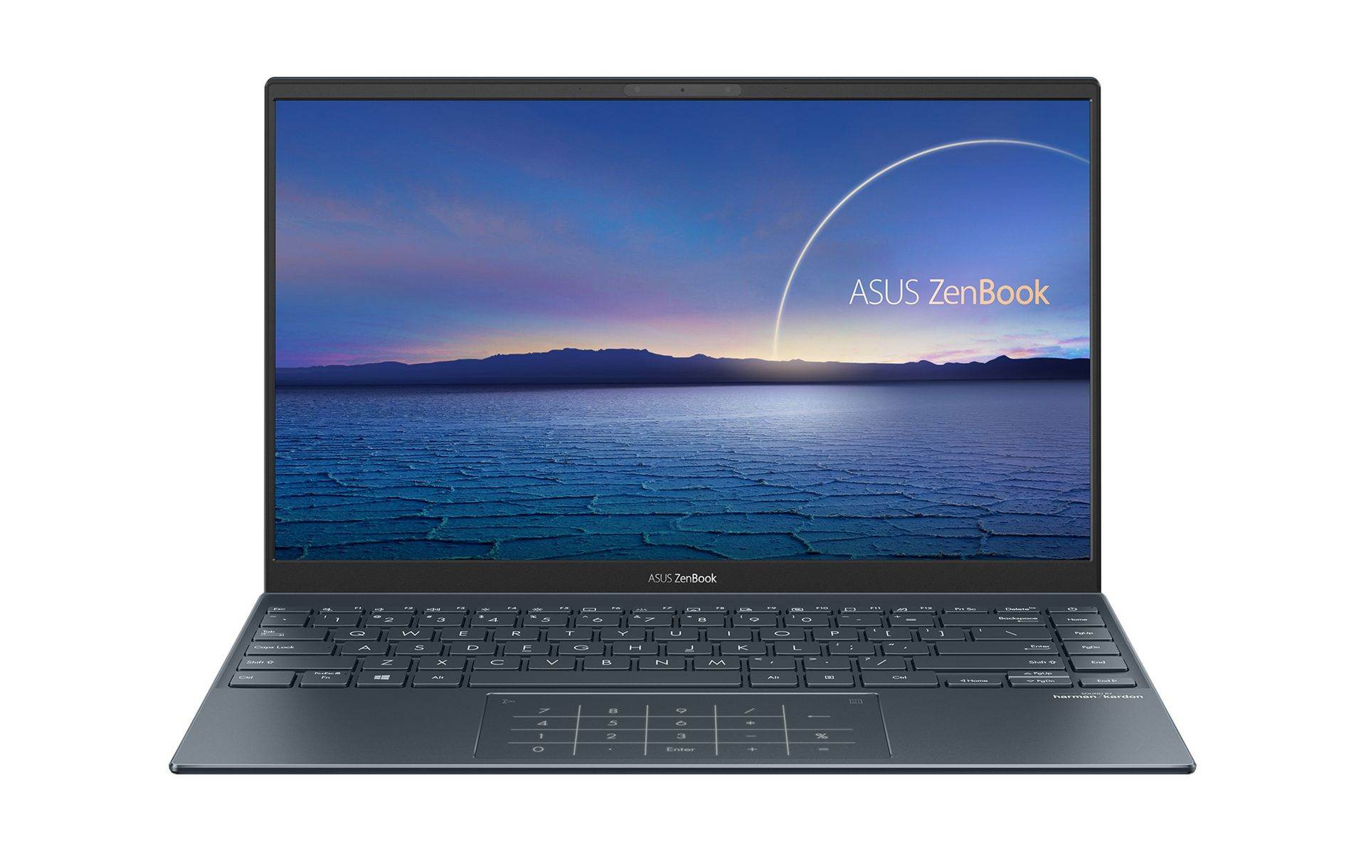 Laptop Asus ZenBook 14 UX425EA-BM069T có màn hình NanoEdge
