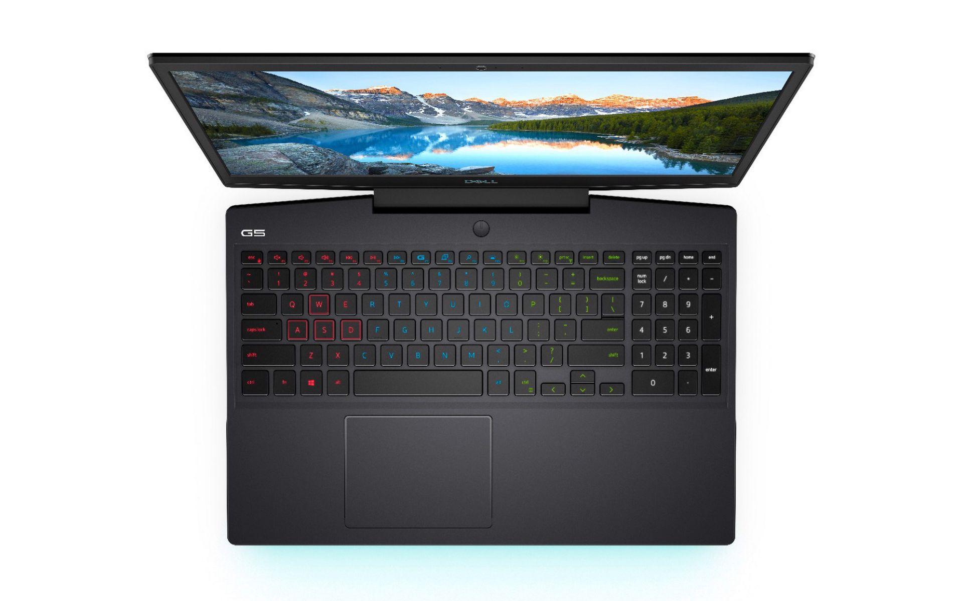Laptop Dell Gaming G5-5500-70225485 có card đồ họa Nvidia Geforce GTX1660Ti