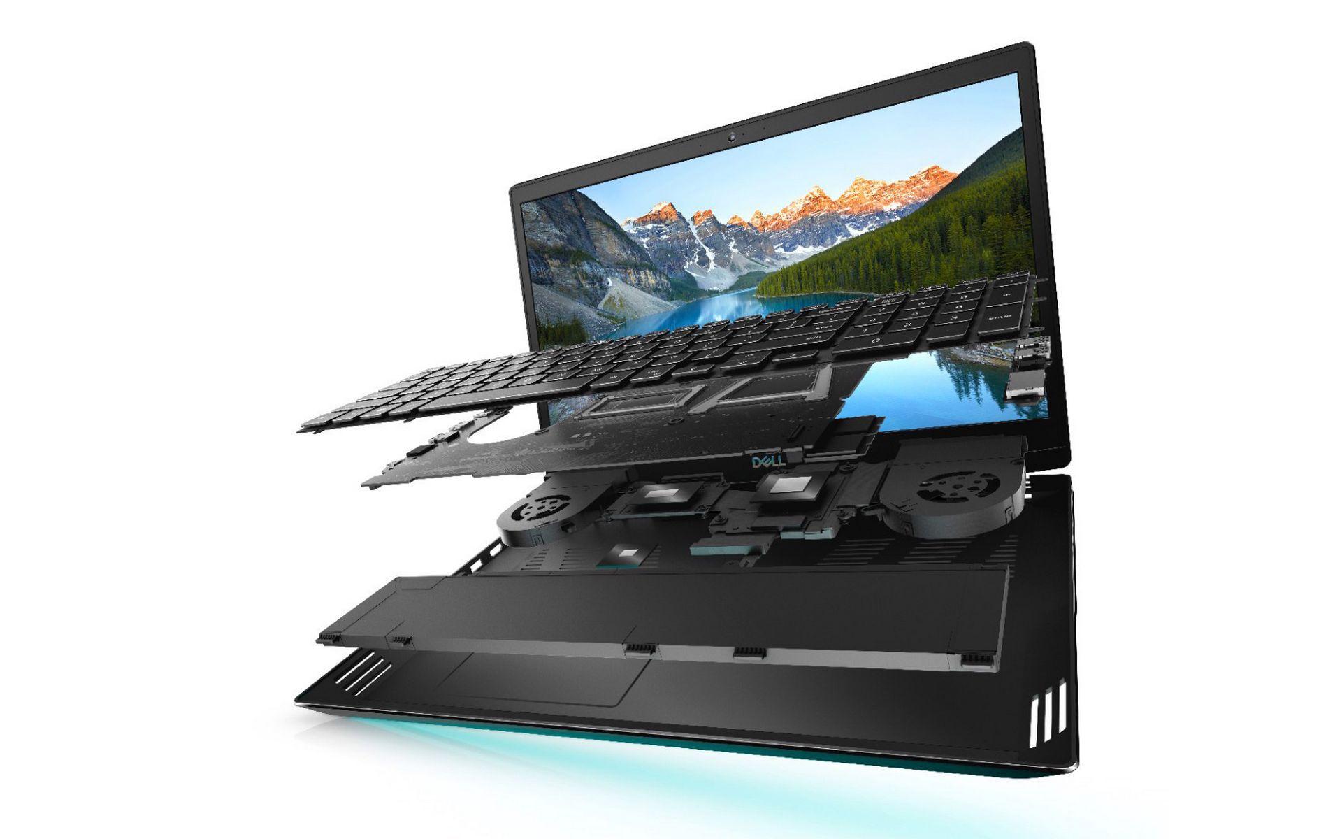Máy tính xách tay chơi game Dell Gaming G5-5500-70225485