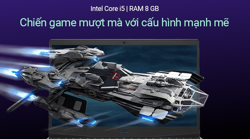 Dell G3 3590 N5I5517W Black là card rời GTX 1050 3GB