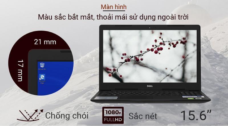 Dell Inspiron 3593 được trang bị màn hình model BOE NT15N4-M9P74