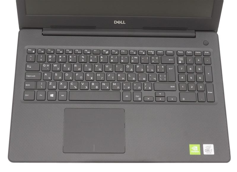 Dell Inspiron 3593 bàn phím hỗ trợ Numberpad chuyên dụng