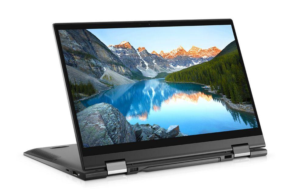 Laptop Dell Inspiron 7306 N3I5202W 2-in-1 Chìm vào màn hình