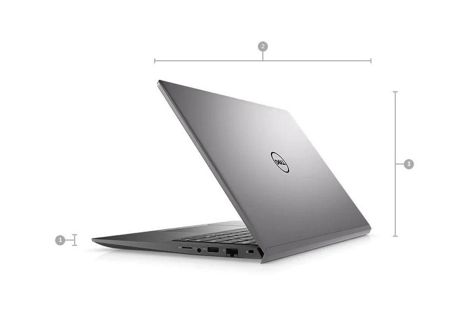 Laptop Dell Vostro 14 5402 V4I5003W Kích thước & Trọng lượng