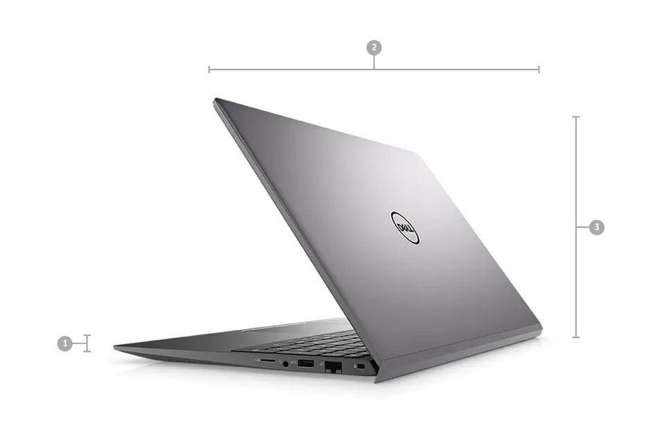 Laptop Dell Vostro 5502 V5502A Kích thước & Trọng lượng