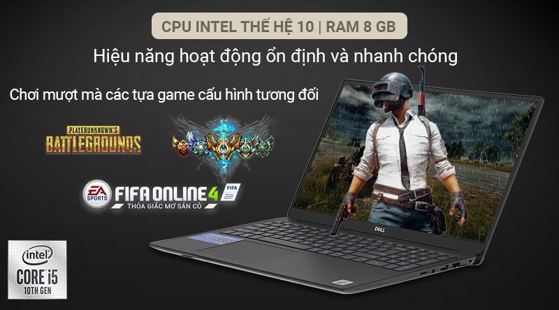 Laptop Dell Vostro 5590 Cấu hình cao