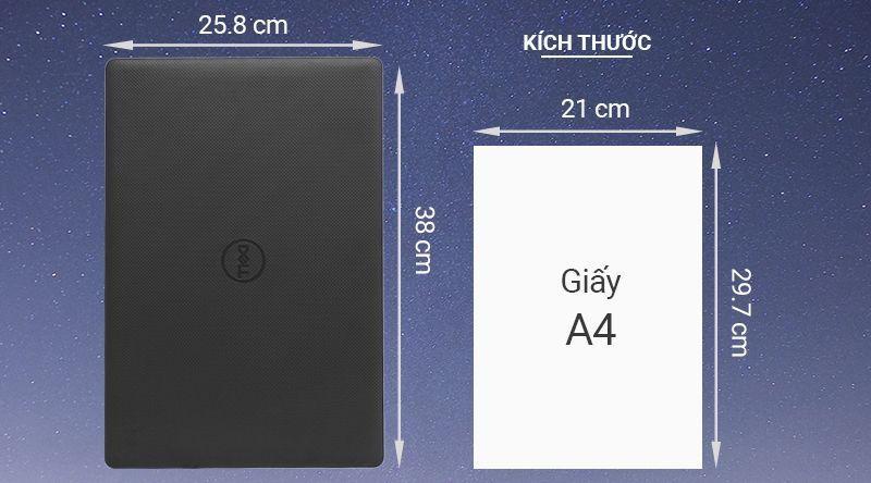 Laptop Dell Vostro V3590 P75F010N90B