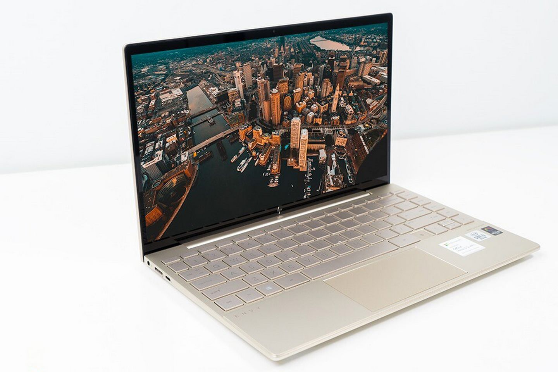 Laptop HP Envy 13-ba1027TU 2K0B1PA được thiết kế trên nền Intel Evo