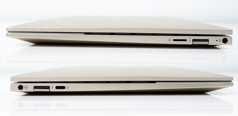 Laptop HP Envy 13-ba1027TU 2K0B1PA Cổng kết nối đa dạng