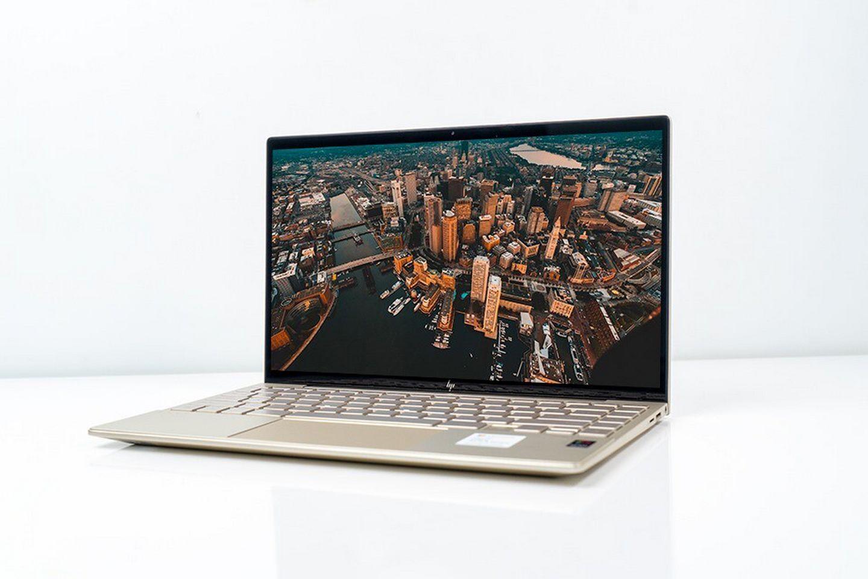 Laptop HP Envy 13-ba1028TU 2K0B2PA được thiết kế trên nền Intel Evo