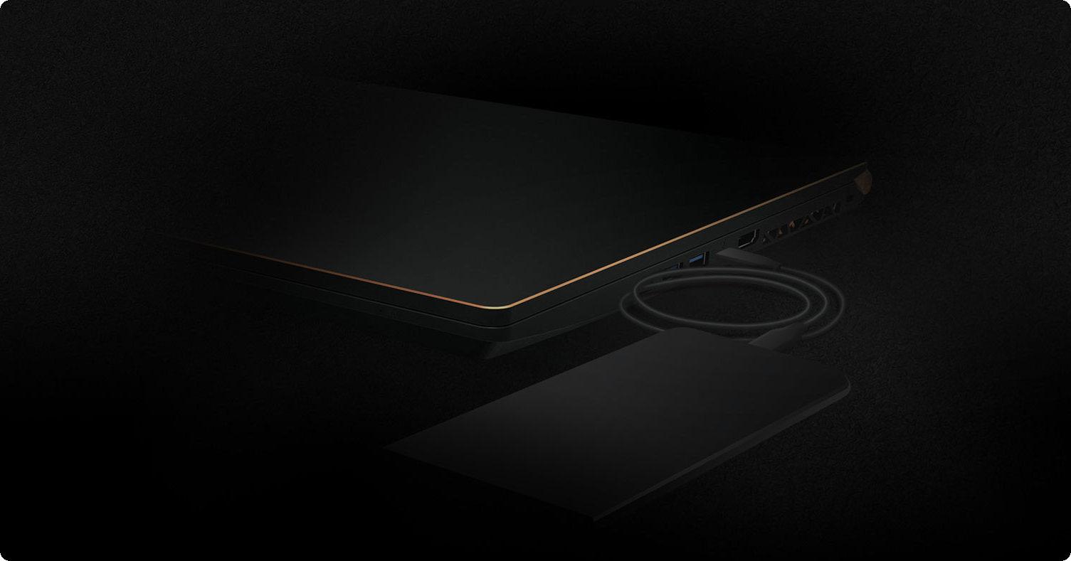 Thunderbolt 3 là giao diện mới nhất hỗ trợ băng thông lên đến 40Gbps