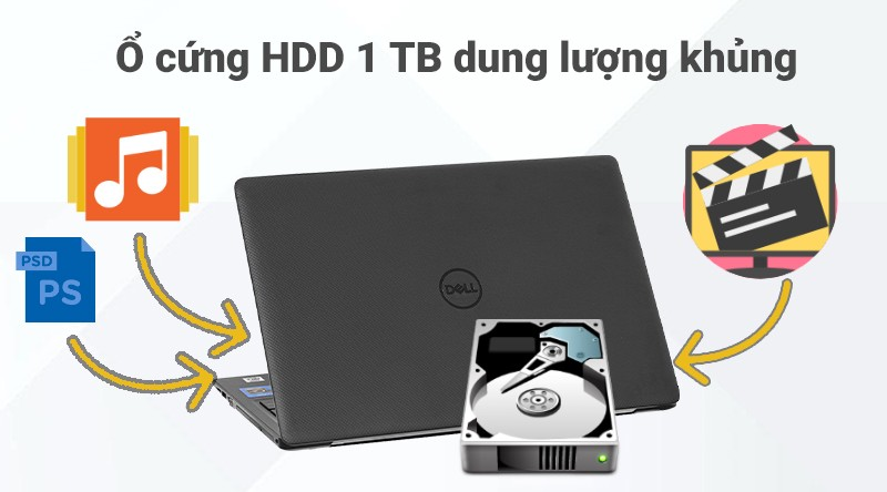 ổ cứng HDD 1 TB