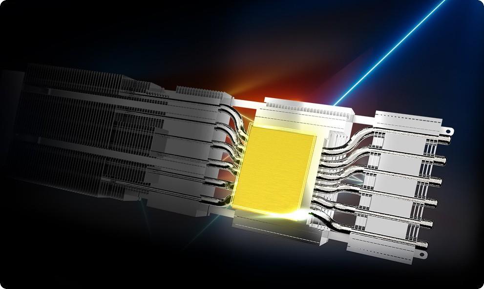 Leadtek WinFast RTX 3090 HURRICANE với thiết kế tích hợp