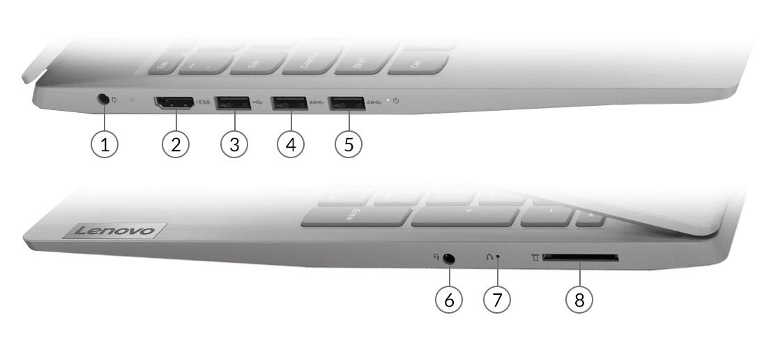 Lenovo IdeaPad S145 15IIL 81W800K5VN IO
