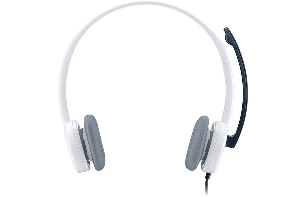 Tai Nghe Logitech H150 Stereo Headset Trắng