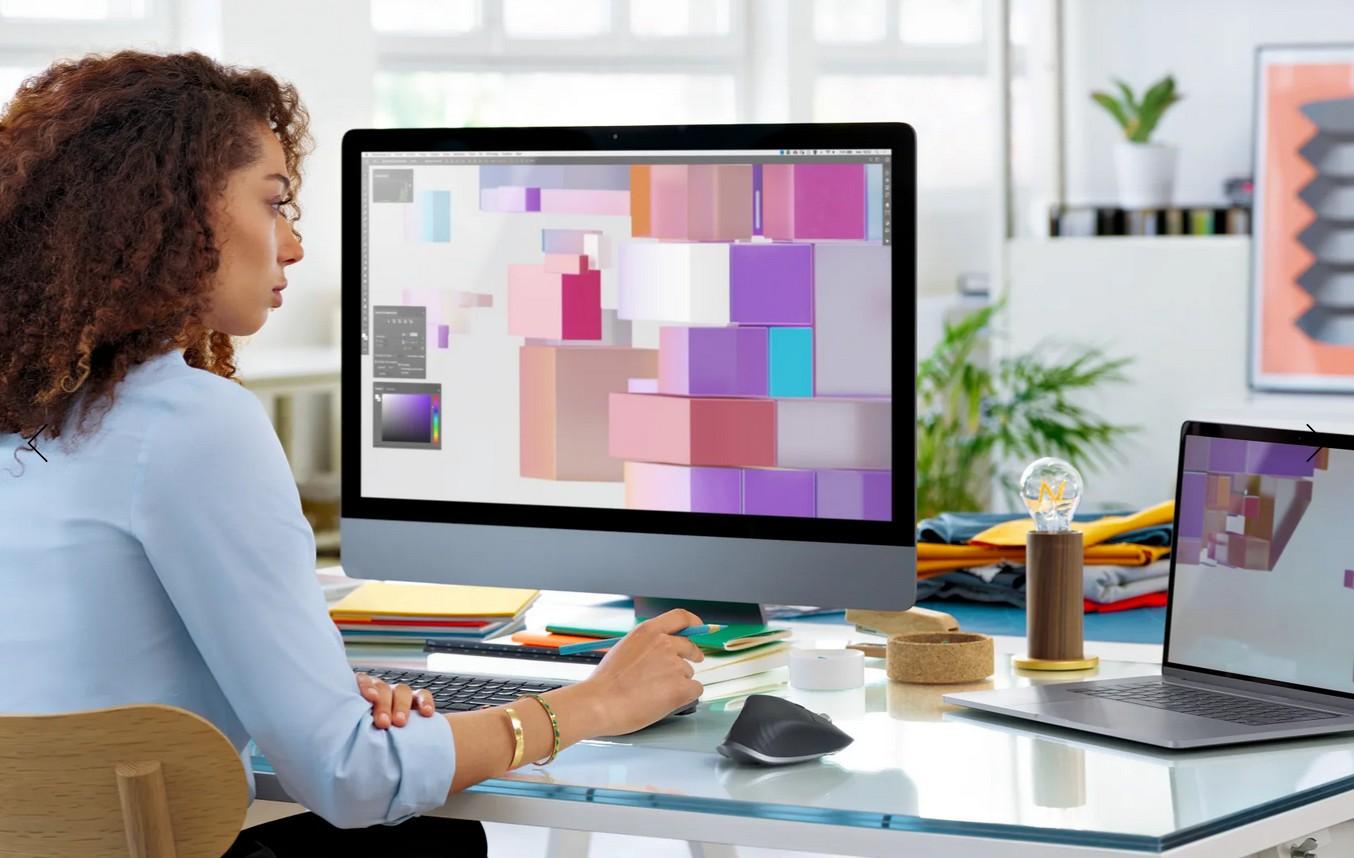MX Master 3 hoạt động với Windows, macOS và Linux