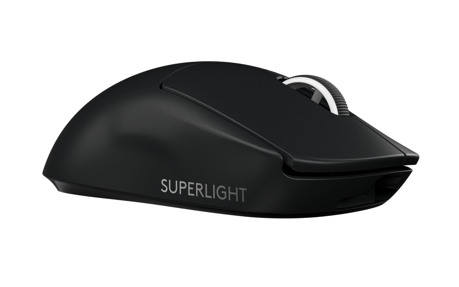 Logitech Pro X Superlight Black