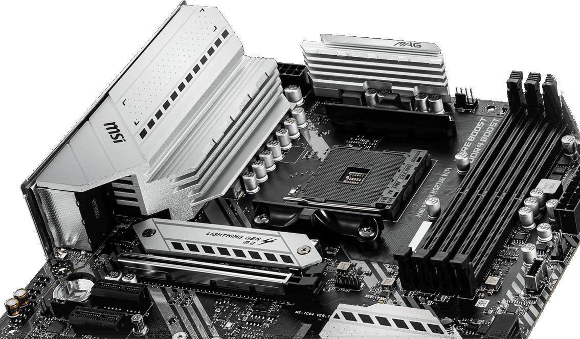 GIẢI PHÁP TẢN NHIỆT PWM CHO CPU NHIỀU NHÂN VÀ HIỆU SUẤT CAO