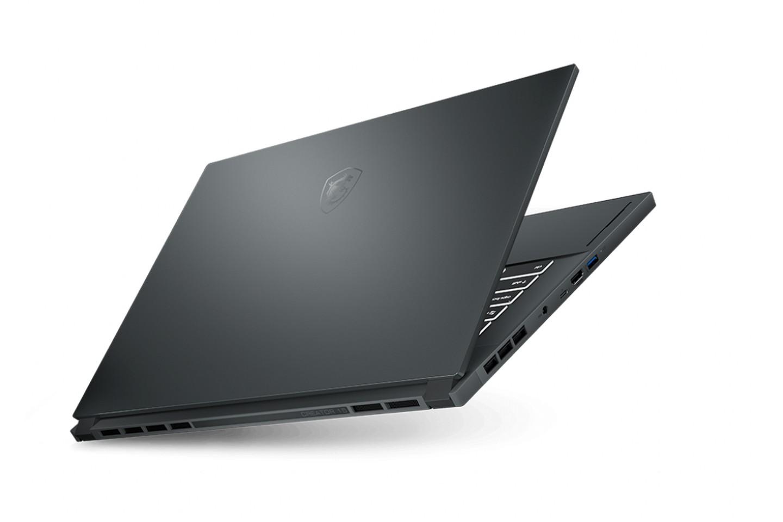 Laptop MSI Creator 15 A10UET 447VN được chế tạo với khung nhôm nguyên khối