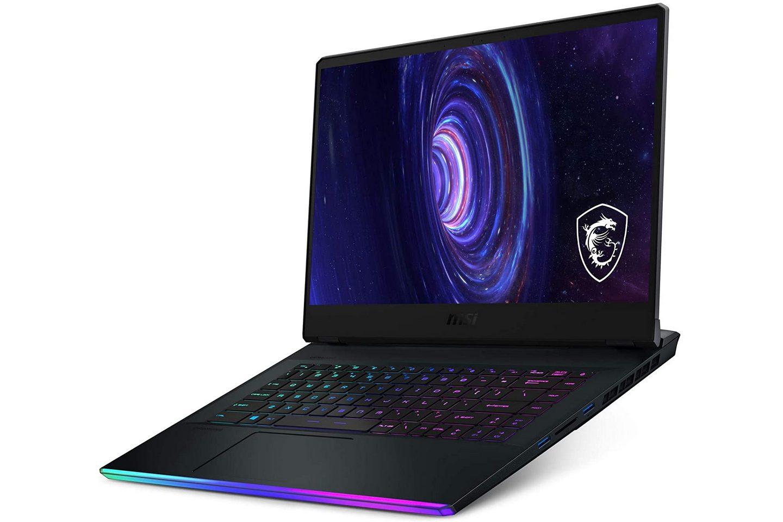Laptop MSI GE66 Raider 10UG 205VN Thiết kế ấn tượng