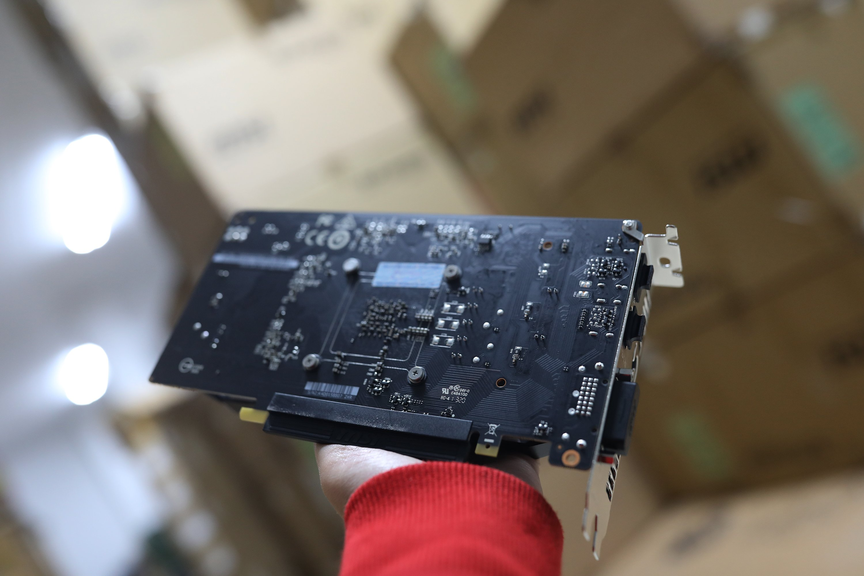 GTX 1050 Ti 4GB GDDR5 OC V1
