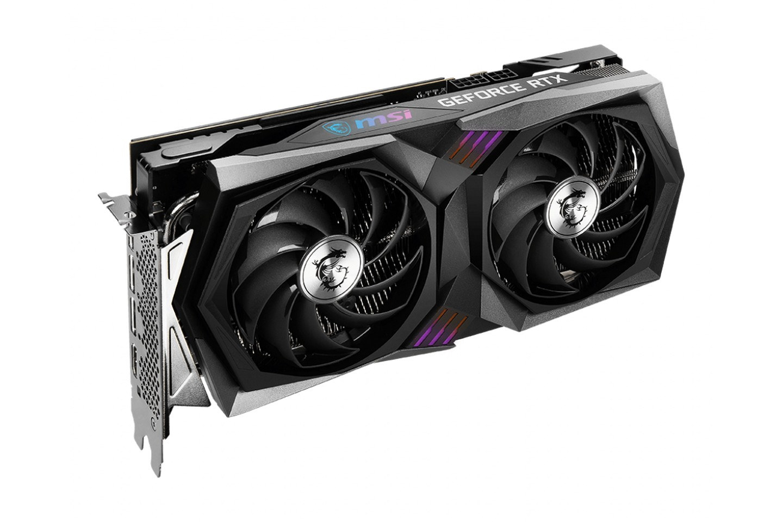 Card Màn Hình MSI GeForce RTX 3060 GAMING X 12G