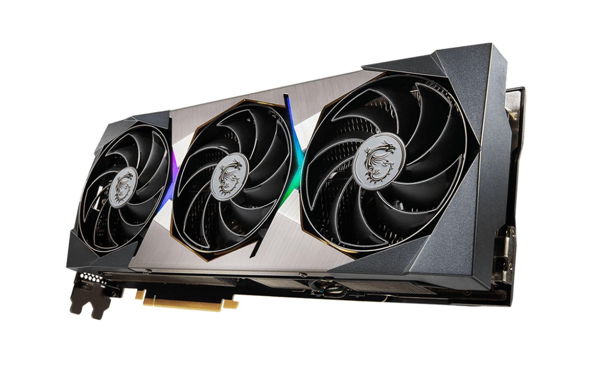 Card Đồ Họa MSI GeForce RTX 3070 SUPRIM X 8G