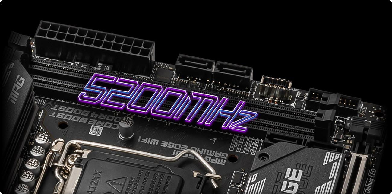 MPG B560I GAMING EDGE WIFI DDR4 Boost
