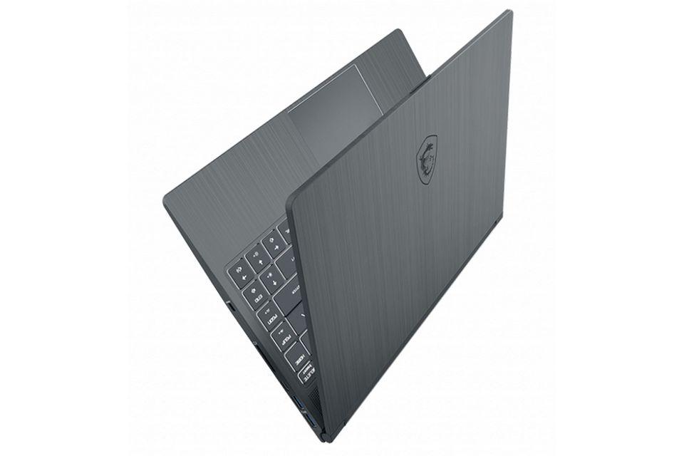 Laptop MSI Modern 14 B11SB 244VN hiện đại được thiết kế mang tính di động và thời trang