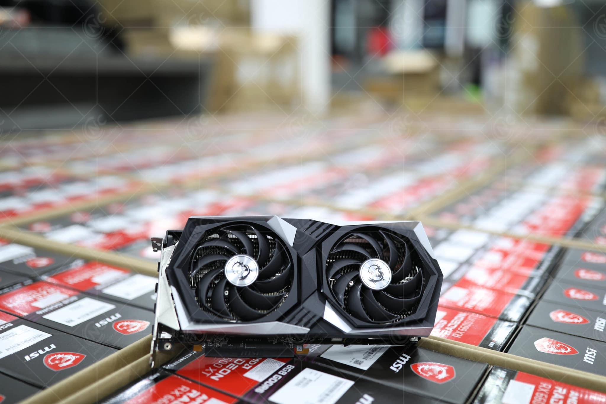 MSI RX 6600 XT GAMING X