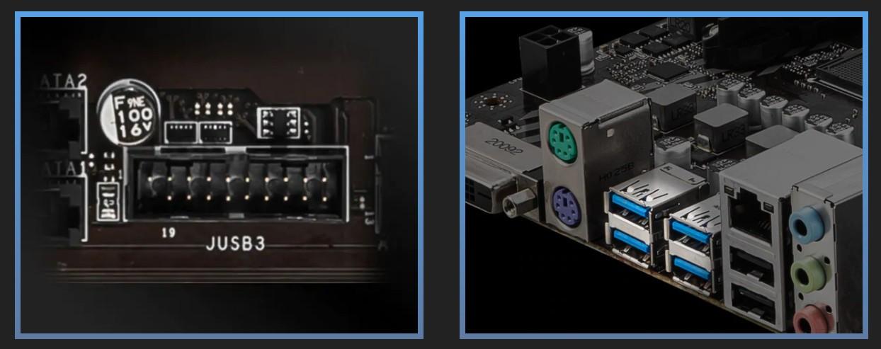 A520M-A PRO hỗ trợ tất cả các tiêu chuẩn lưu trữ mới nhất