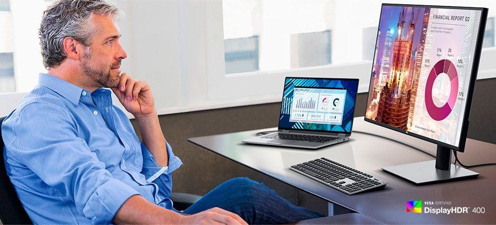 Màn hình Dell UltraSharp U2720Q