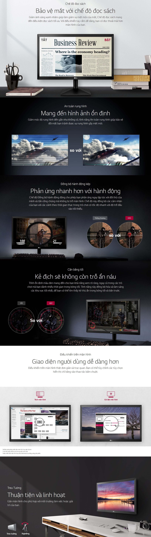 Màn hình LG 20MK400H-B LED 19.5