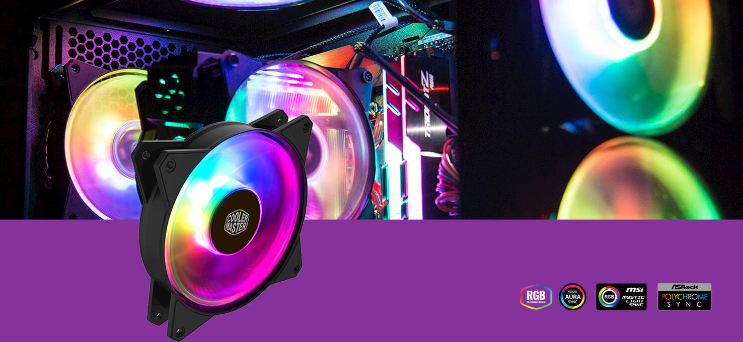 LED Addressable RGB