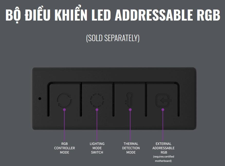 Bộ điều khiển Led Addressable RGB