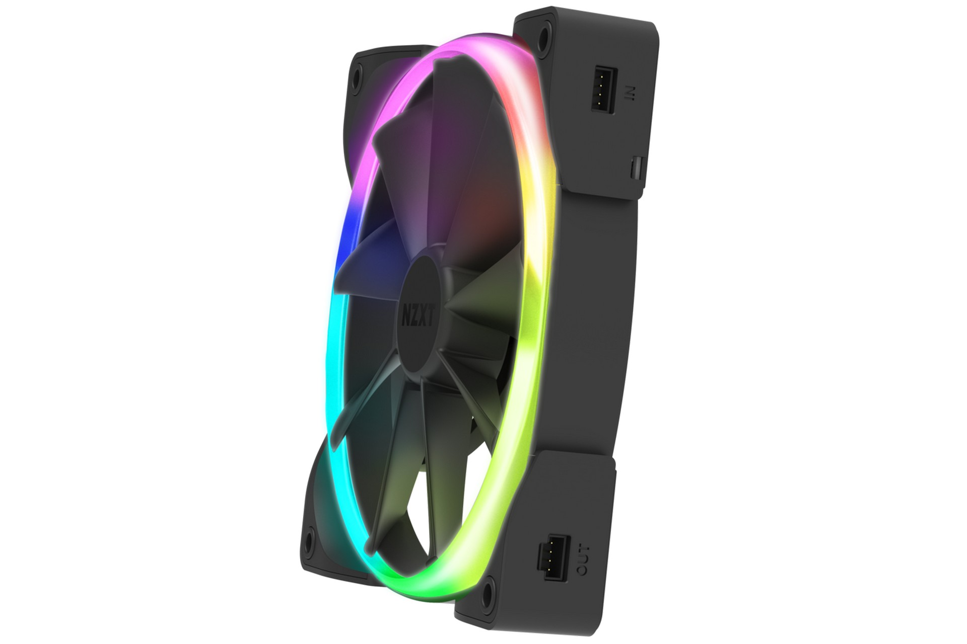 Quạt NZXT AER RGB 2 chân 4 PIN PWM